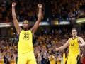 НБА: Индиана обыграла Кливленд, Вашингтон дома добыл победу над Торонто