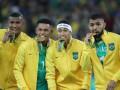 Бразилия впервые в своей истории выиграла футбольный турнир на Олимпиаде