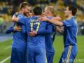 Сборная Украины обыграла Румынию в товарищеском матче