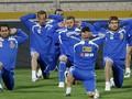 Сегодня игрокам сборной Греции сделают прививки от гриппа