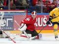 ЧМ по хоккею: Швеция в серии буллитов вырвала победу у Швейцарии
