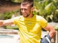 Ломаченко пожонглировал мячиками во время тренировки