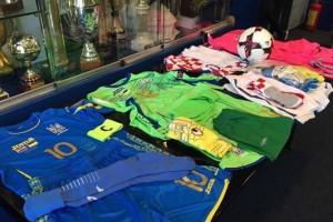 Хорватия – Украина: раздевалки команд перед матчем