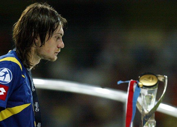 В финале Евро-2006 Украина, в которой солировали Алиев и Милевский, устпила Голландии