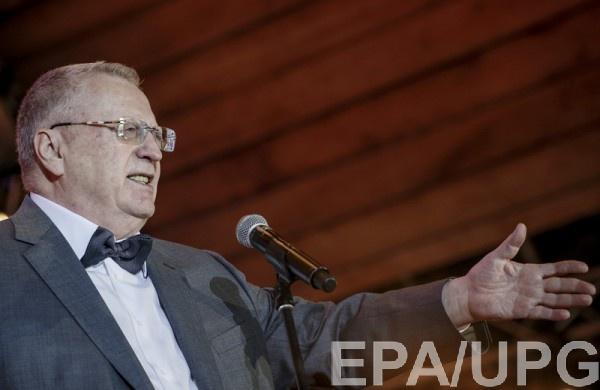 Жириновский предложил проводить все Олимпиады в Греции