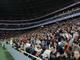 Зрители, пришедшие на игру, увидели сразу четыре гола / Фото пресс-службы ФК Шахтер