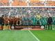 Оболонь и Шахтер открывают Донбасс-Арену / Фото пресс-службы ФК Шахтер