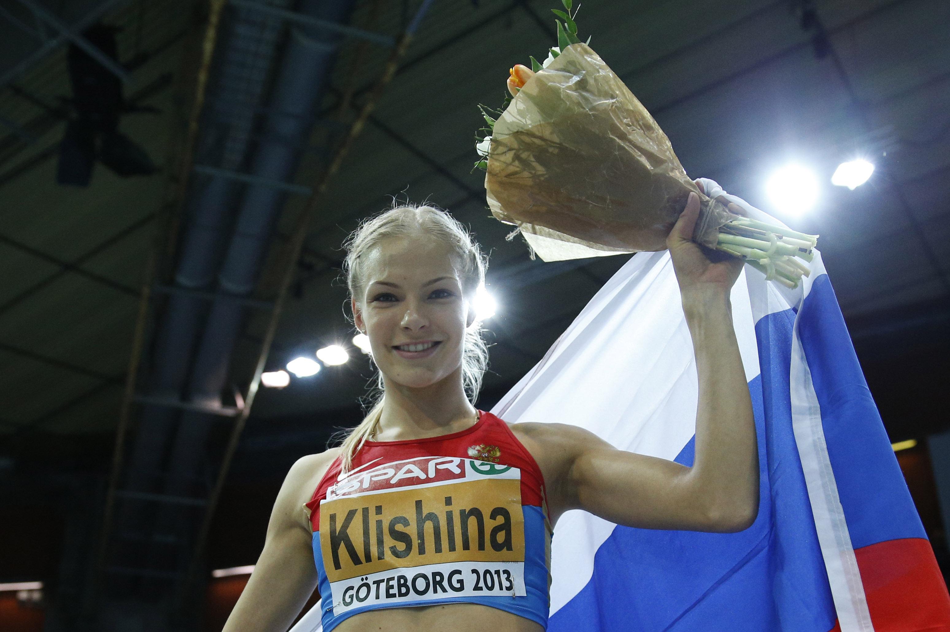 Дарья Клишина выиграла золото чемпионата Европы