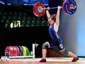 Лучшей спортсменкой апреля в Украине стала 19-летняя тяжелоатлетка
