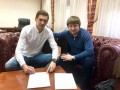 Гармаш продлил контракт с Динамо