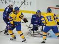 Хоккей: Сборная Украина проиграла Франции