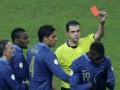 Французский защитник: Я не заслуживал наказания за удар коленом в голову