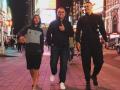 Ломаченко с Усиком отпраздновал победу своего менджера на яхте