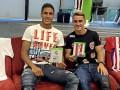 Французский игрок не поздравил своего партнера с победой в Лиге чемпионов