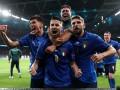 Италия обыграла Испанию в серии пенальти и стала первым финалистом Евро-2020