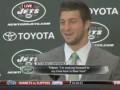 Великий оратор. Американский футболист повторяет 44 раза одно и то же слово на пресс-конференции