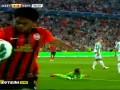Шахтер - Карпаты - 2:0 (гол Адриано)