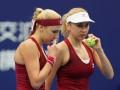 Сестры Киченок покинули турнир парного разряда в Дубае