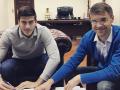 Лочошвили: Когда получил предложение от Динамо, долго не сомневался