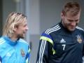 Веселые ребята: Как сборная Украины готовилась к матчу с Латвией