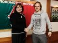 Локомотив усилился бывшим защитником киевского Динамо