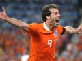 Тренер сборной Голландии не возьмет ван Нистелроя на Евро-2012