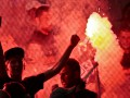 Дрезденское Динамо исключили из Кубка Германии за файер-шоу