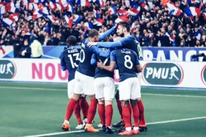 Мы все едины: Роскошный ролик сборной Франции, призывающий поддержать команду на ЧМ