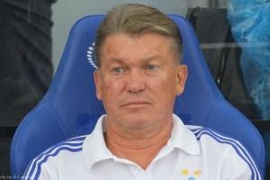 Олег Блохин может покинуть Динамо