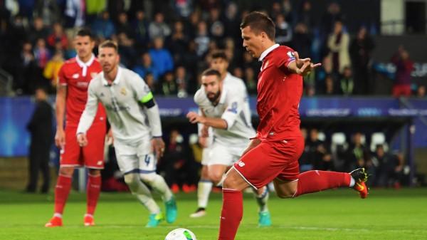 Севилья упустила победу над Реалом