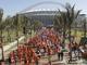 Стадион в Дурбане собирает друзей