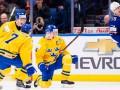 Швейцария – Швеция 3:5 видео шайб и обзор матча ЧМ-2018 по хоккею