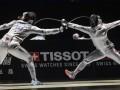 Фехтование: Кривицкая остановилась в шаге от медали ЧМ
