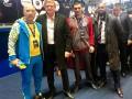 Сборная Украины прошла официальную процедуру взвешивания на чемпионате мира по MMA