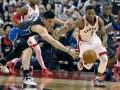 НБА: Победы Индианы и Оклахомы, поражение Торонто