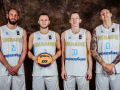 Украина обеспечила себе выход в плей-офф ЧМ по баскетболу, обыграв Иорданию