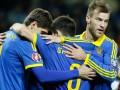 Букмекеры прогнозируют победу сборной Украины в матче с Македонией