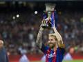Барселона разгромила Севилью и завоевала Суперкубок Испании
