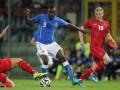 Италия — Люксембург 1:1. Видео голов матча