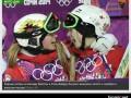 Великий Бьорндален и радостные сестрички: Итоги второго дня Олимпиады (ИНФОГРАФИКА)
