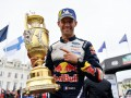 Ожье стал шестикратным чемпионом мира по ралли