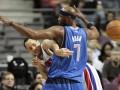 NBA: Dallas Mavericks не оставили шансов Detroit Pistons