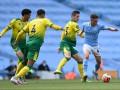 Манчестер Сити - Норвич 5:0 видео голов и обзор матча чемпионата Англии