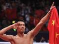 Бадминтон: китаец стал двукратным Олимпийским чемпионом