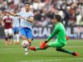 Роналду забивает три матча кряду после возвращения в МЮ