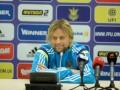Тимощук: Шевченко тренируется вместе с нами