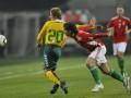 Венгрия - Литва - 2:0