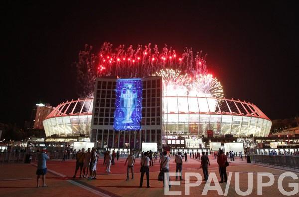 UEFA подтвердил проведение финала Лиги чемпионов сезона 2017-2018 вКиеве