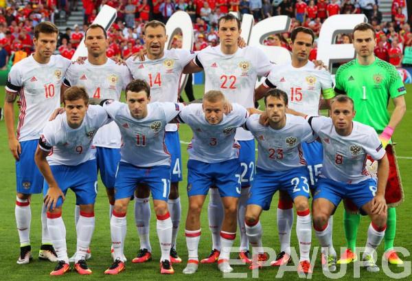 Футболистам сборной России бросили вызов