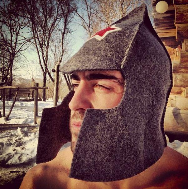 Настоящий русский или 300 спартанцев?